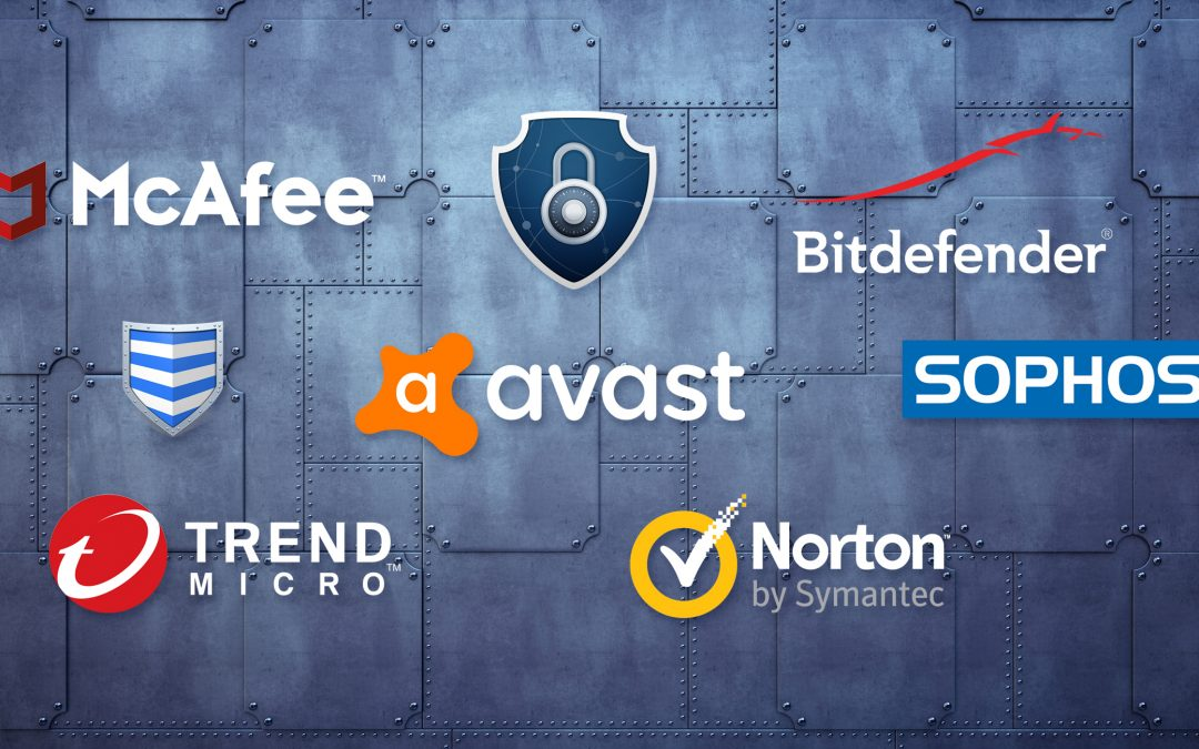 Top 5 antivirus programs